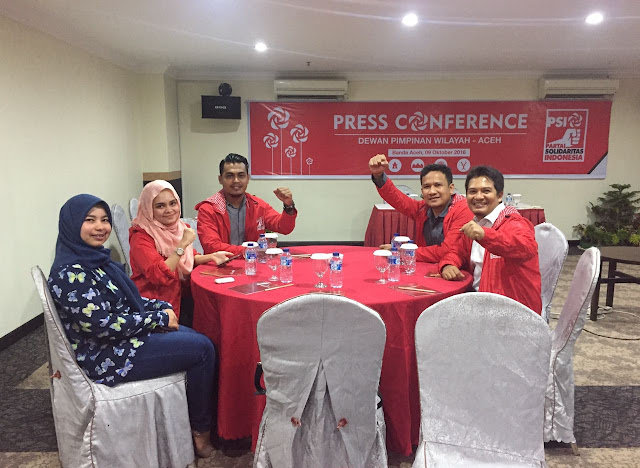 Kepengurusan PSI di Aceh Siap Menghadapi Verifikasi KPU
