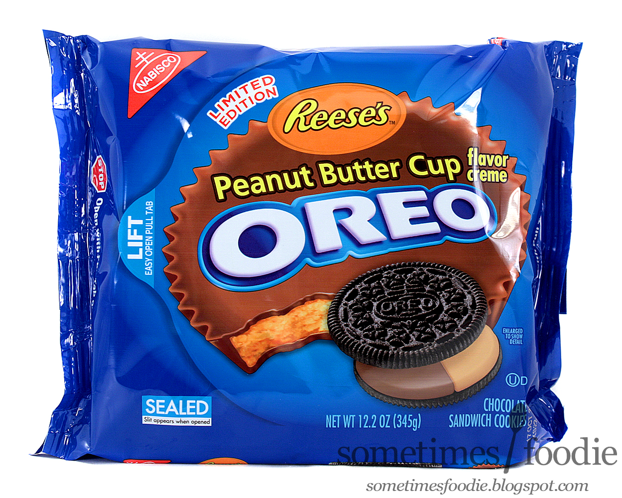 Sometimes Foodie: Limited Edition Reese's Oreos - Walmart ...