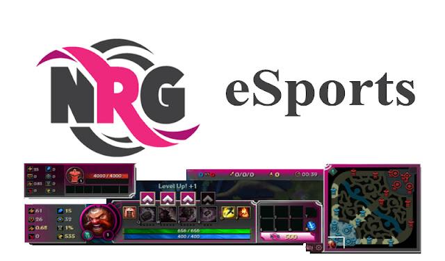 Hud NRG E Sports