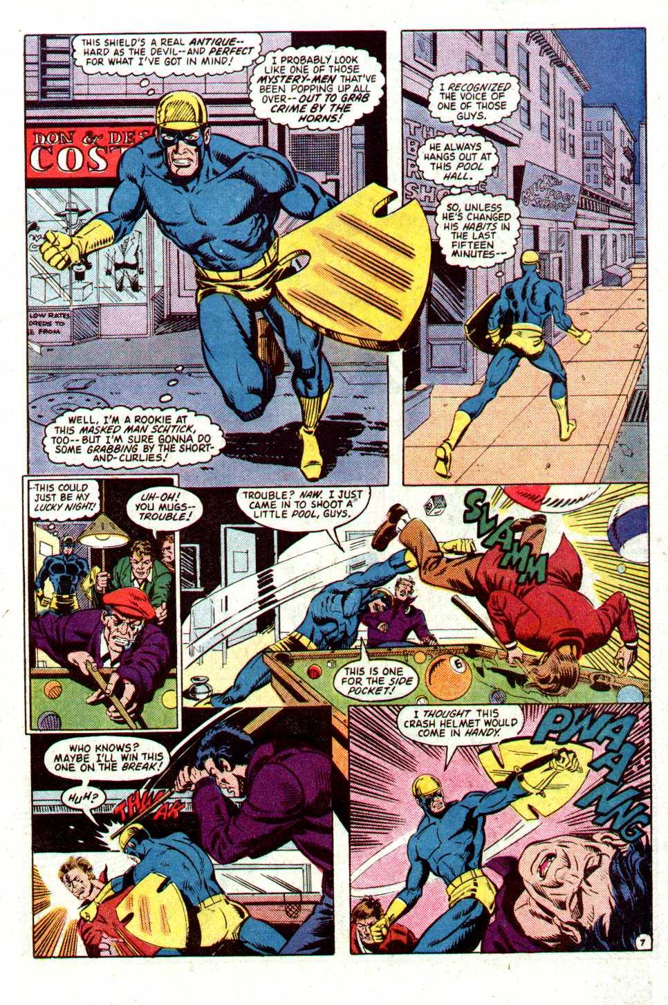 Read online Secret Origins (1986) comic -  Issue #19 - 28