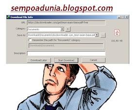 Cara Download File Scribd, Issuu, Slideshare, dan Academia Tanpa Login