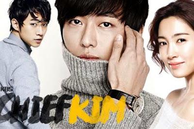 Drama korea komedi hantu baca CHIEF KIM 2017