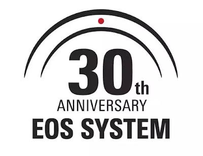 Canon EOS System celebrates 30th anniversary