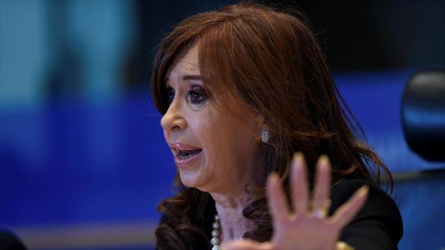 Fernández lamenta el 'dolor' de argentinos bajo Gobierno de Macri
