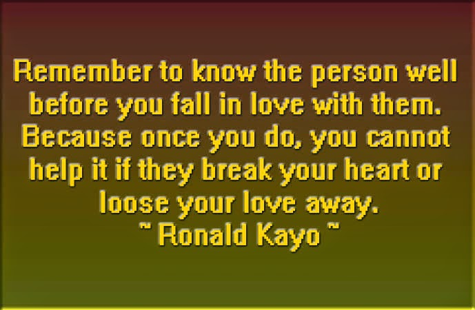 Quotes About Love Lost Love Quotes