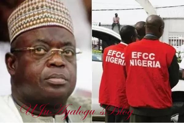 EFCC to arraign former Niger governor Babangida Aliyu amidst tight security