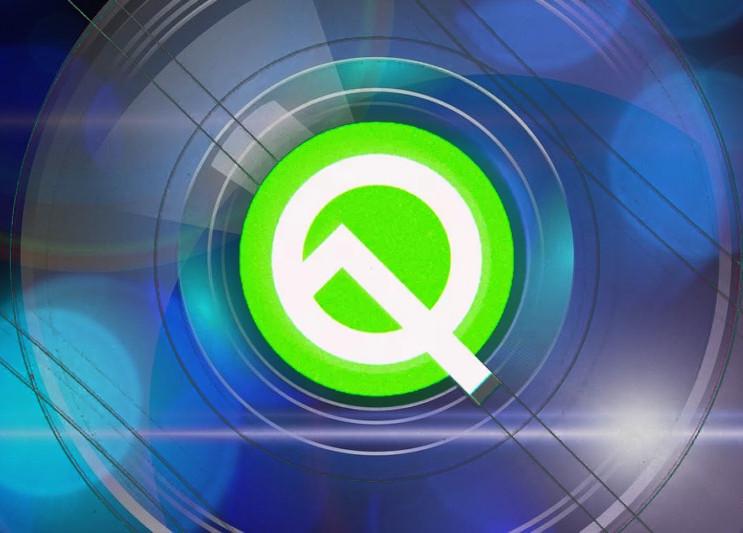 3rd party launcher mimics Android Q's desktop theme