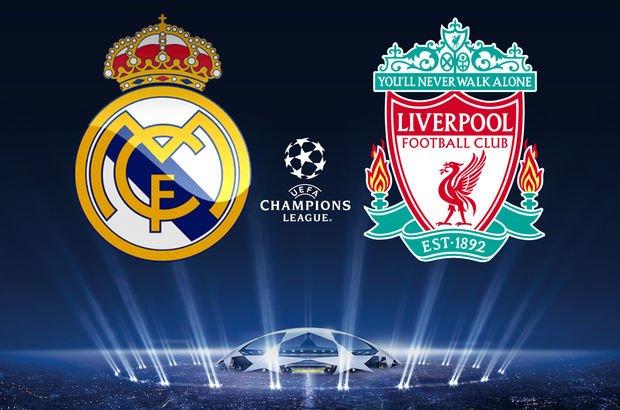 Real Madrid Liverpool Maçı Ne Olur?