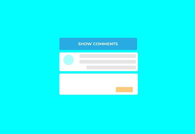 Cara Membuat Show and Hide Komentar di Blogger