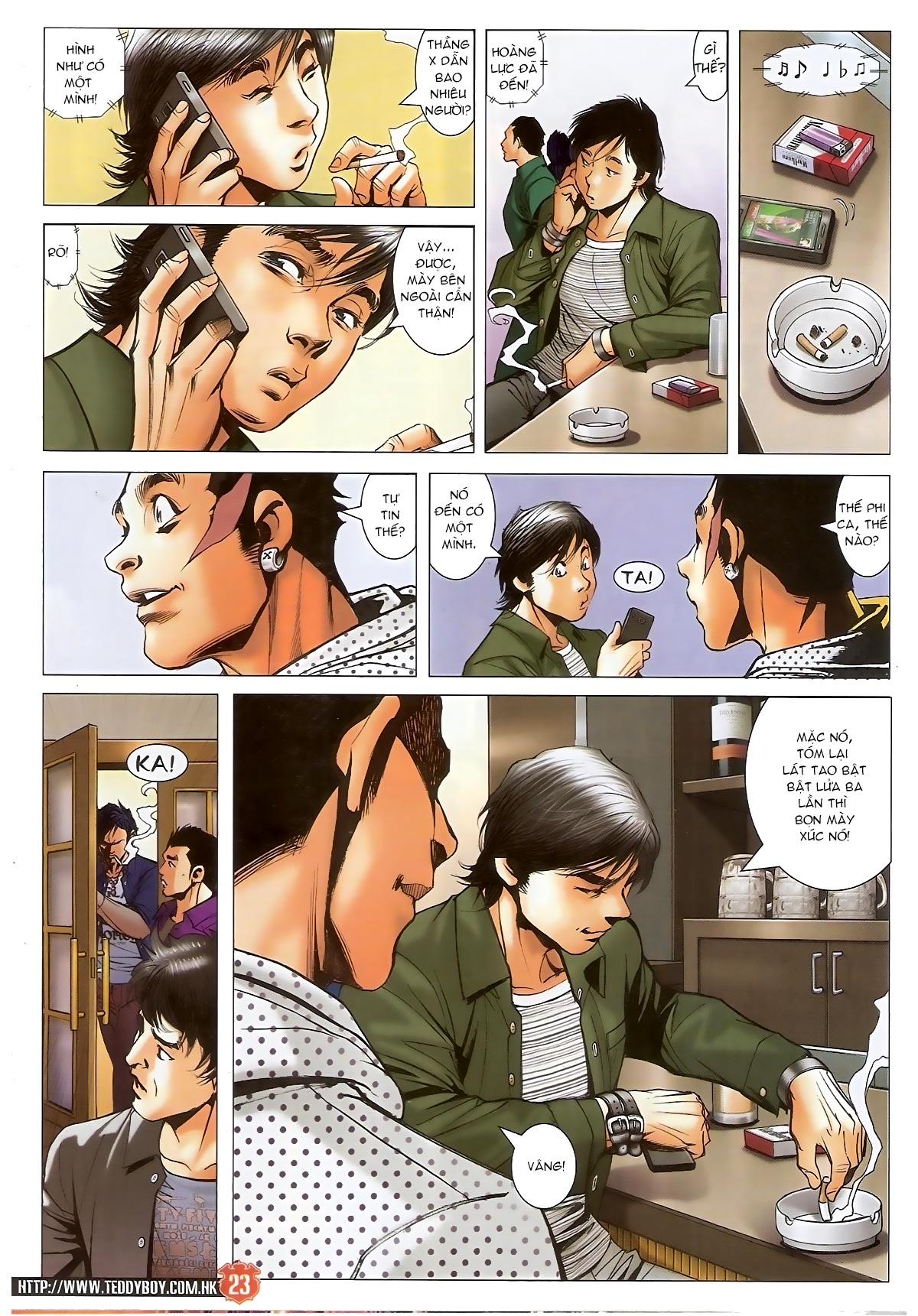 Người Trong Giang Hồ - Chapter 1557: Ngạnh Hán - Pic 22