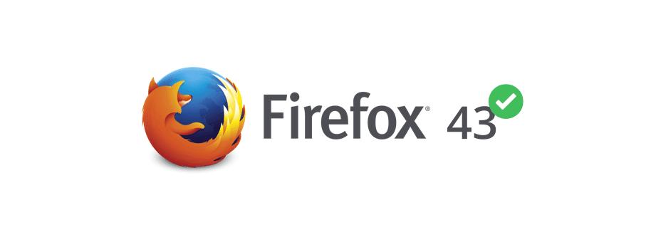 Firefox 43.0.4 Latest Version 2016 Download