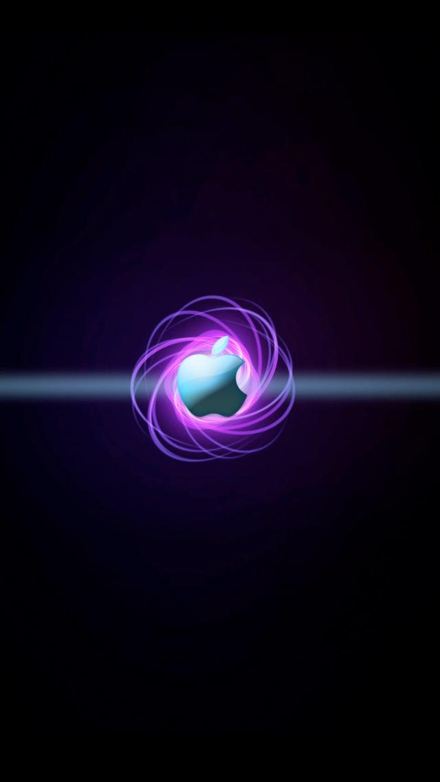 Rajat 3d Wallpaper Hd Apple Iphone 5 Logo Wallpapers Hd