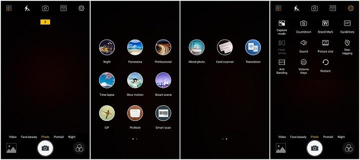 Primo ZX3 review Camera Settings হ্যান্ডস-অন রিভিউঃ ডুয়েল রেয়ার ক্যামেরার Walton Primo ZX3