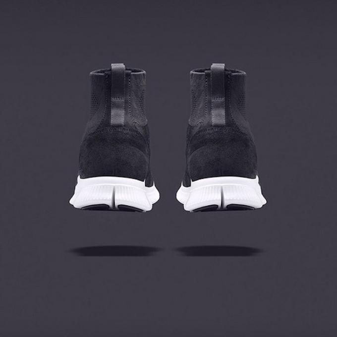 0d48a6ed02a5b Nike HTM Free Mercurial Superfly SP. Dark Grey