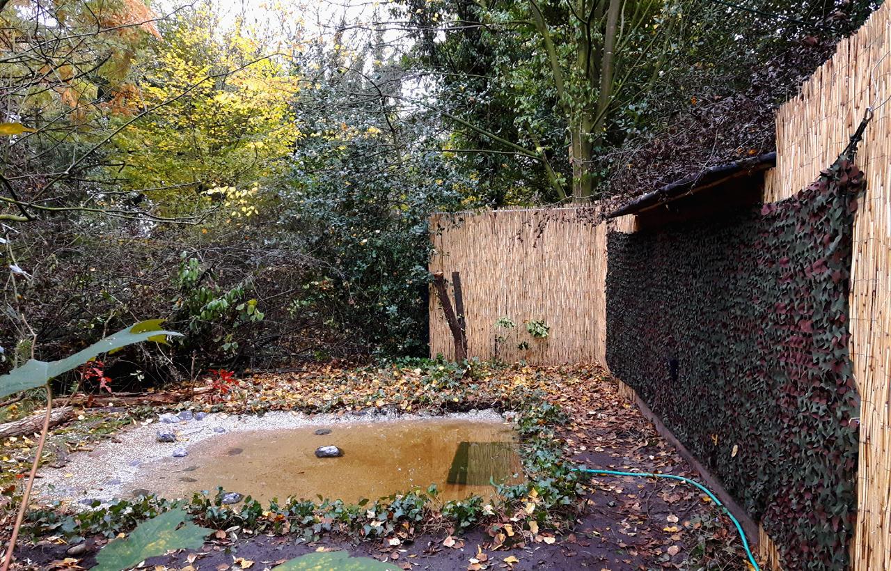 Zelf waterpartij maken interesting cool afdak tuin zelf for Waterpartij maken