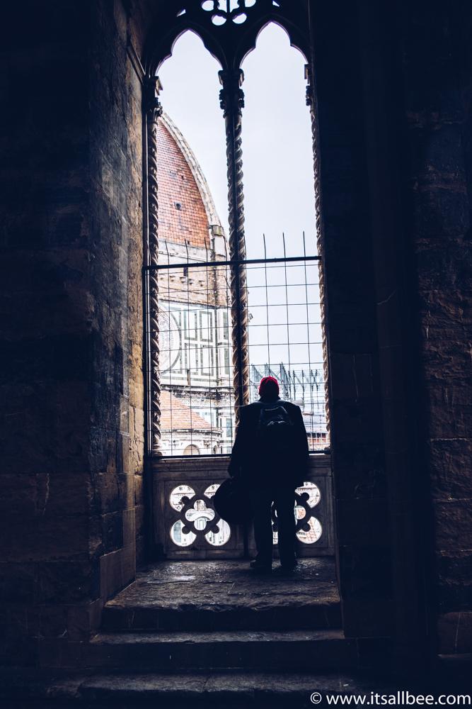Florence, Italy - Views Over Giotto's Campanile Florence - Duomo - Maria del Fiori