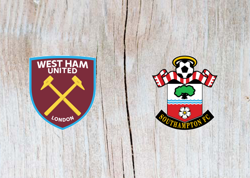 West Ham vs Southampton - Highlights 4 May 2019