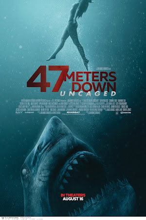 Download Film 47 Meters Down Uncaged 2019