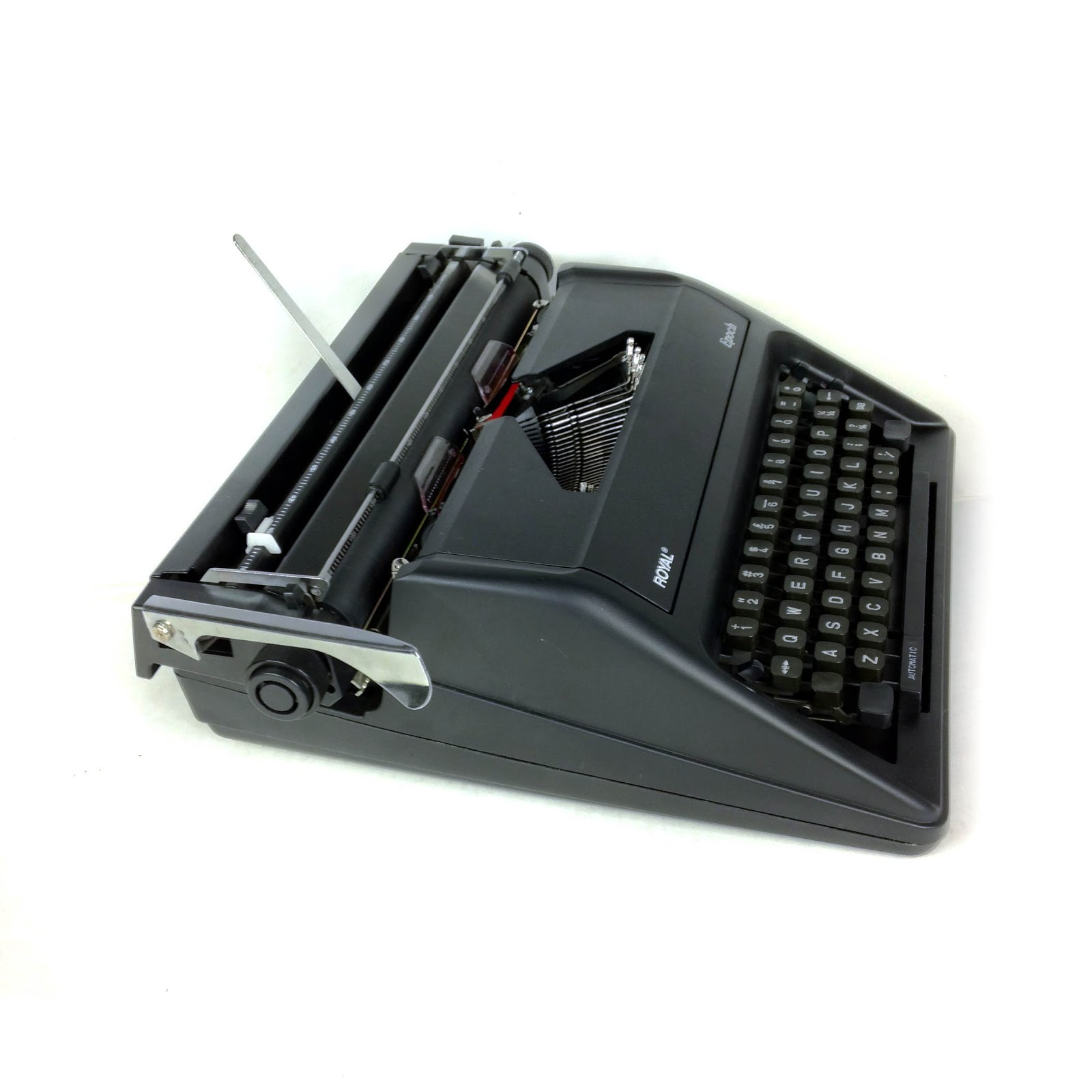 Long answer: OK, let's give the Epoch its due: it is a good-looking  typewriter. Some thought went into its styling, which is more or less  contemporary and ...