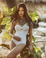 Riya Sen latest bikini pic