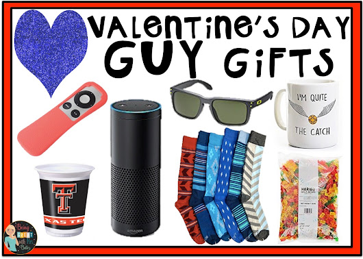 Valentine's Day Guy Gifts