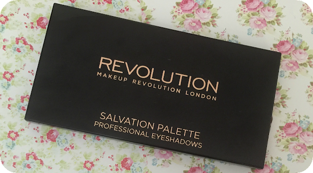 makeup revolution salvation girls on film palette