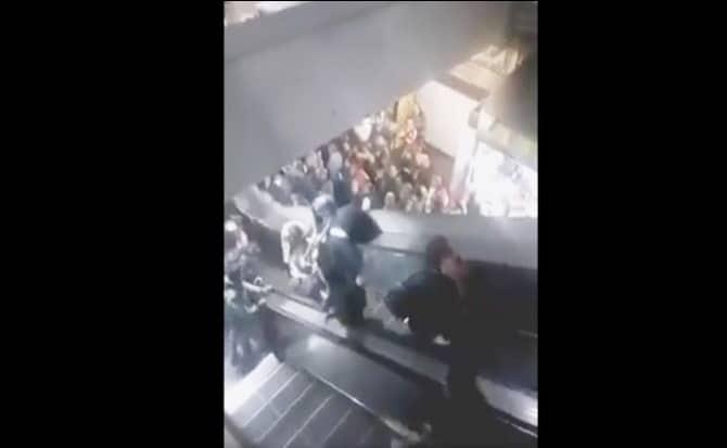 México, pasajeros, subir
