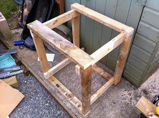 Materiales para realizar maceteros de madera