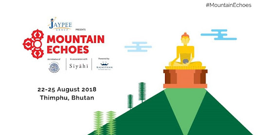 9th edition of Mountain Echoes Literary Festival in Thimphu, Bhutan