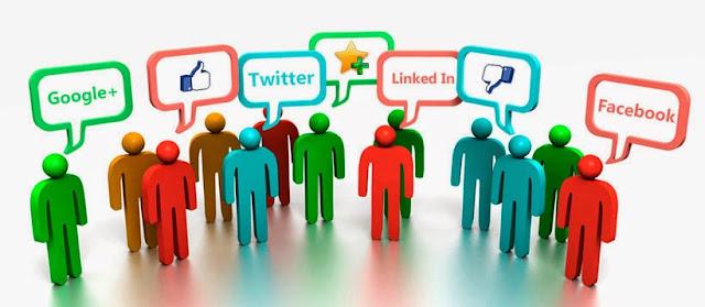Imagen sobre el eco en redes sociales para el artículo sobre el cálculo de ROI en ARTE Marketing
