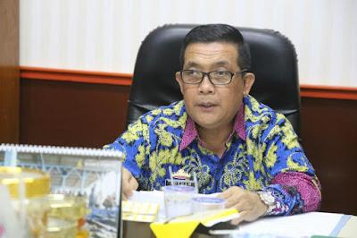 Assisten II Sekprov Lampung Adeham Meninggal Dunia