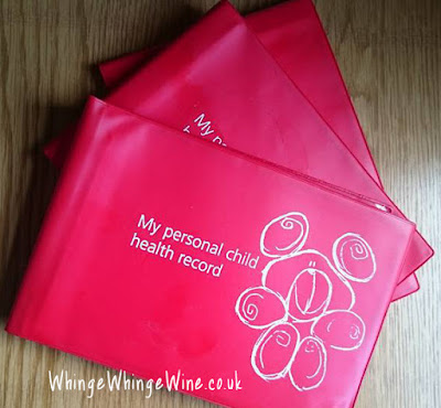 The health visitor's red book