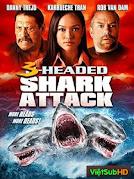 Cá Mập 3 Đầu