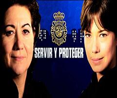 Servir y proteger capítulo 587 - rtve