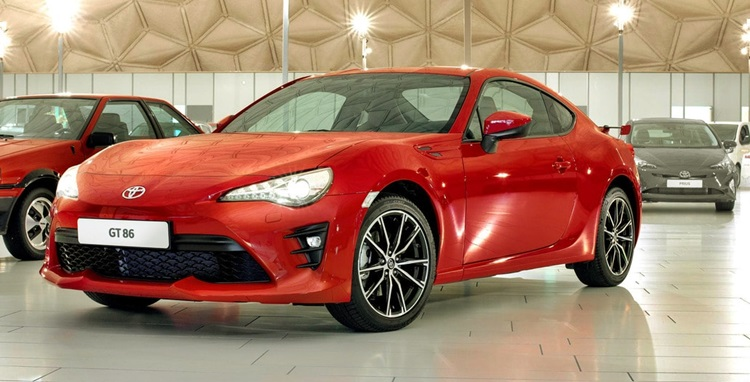 2017 Toyota GT 86 Review Price And Specs