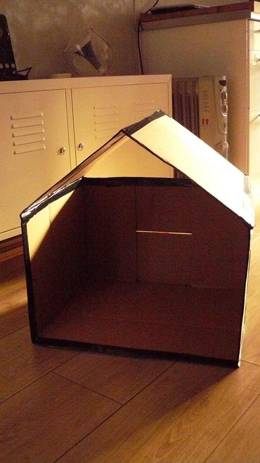Cabane En Carton Diy 100+ [ cabane en carton pour enfant ] | fusée la cabane en