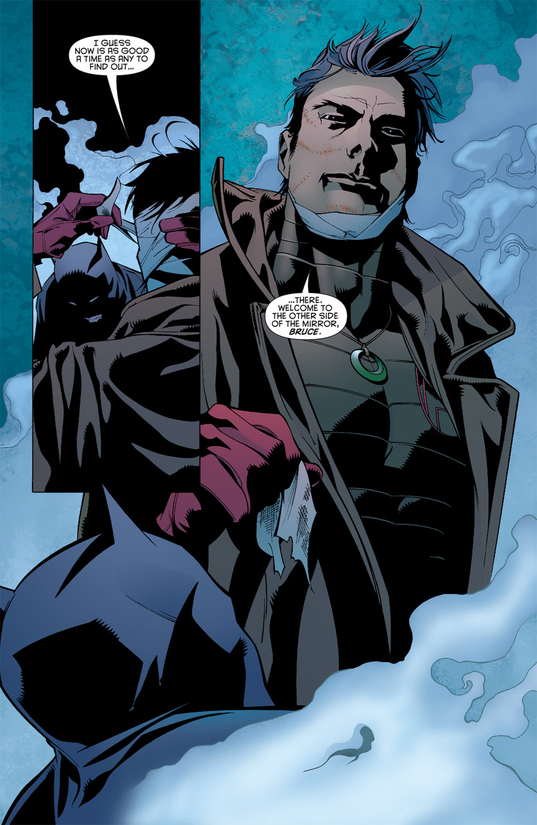 Detective Comics (1937) 849 Page 20