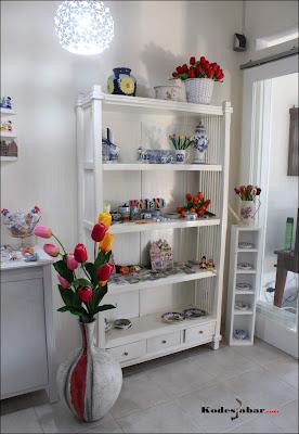 Mini galeri rumah Belanda