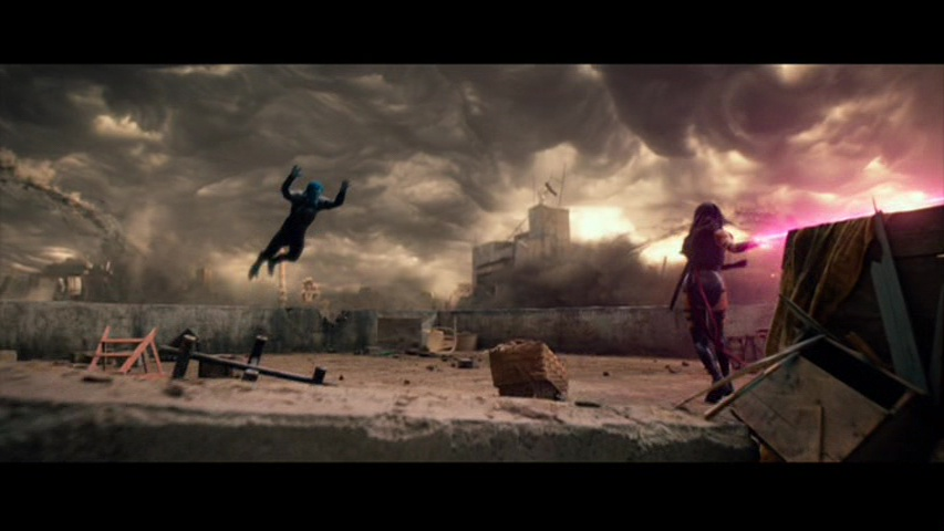 X-Men: Apocalypse/X-Men: Apocalipsis