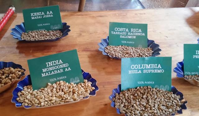 kaffeebohnen unterschiede kaffeeseminar in kaffeemuseum
