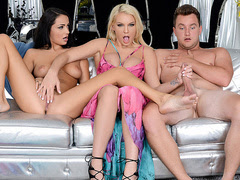 free porn video ,  HD High Quality Porn : House Slutting with Kenzie Taylor and Sofi Ryan : Moms Bang Teens HD :big boobs and big ass