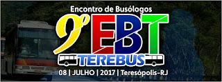 Encontro de Busólogos em Teresópolis RJ