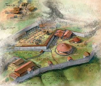 Sugestie de aspect funcțional al zonei sacre de la Sarmizegetusa
