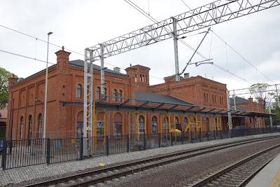 Świebodzice dworzec kolejowy