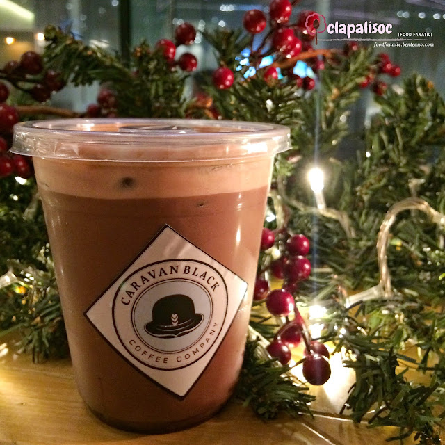 Iced Chocolate from Caravan Black Coffee