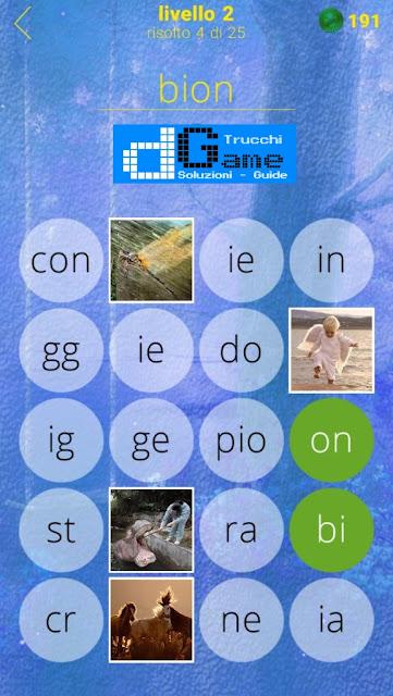 650 Foto soluzione pacchetto 2 livelli (1-25)