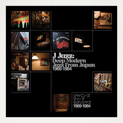 BBE Music : J-Jazz - Deep Modern Jazz from Japan 1969-1984