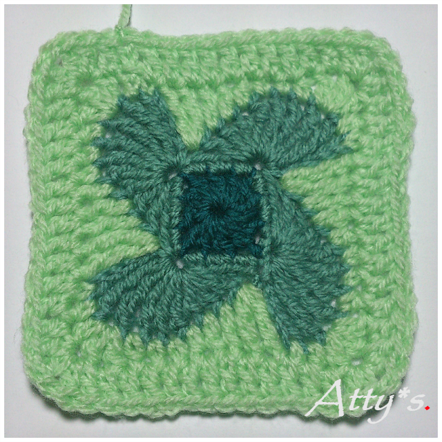 Little Windmill Baby Blanket Pattern/Tutorial