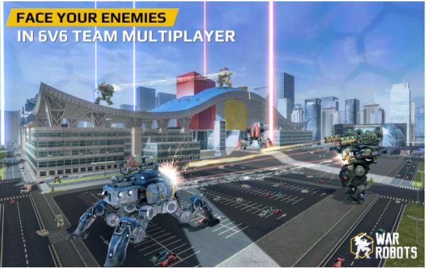 download war robot vip premium apk