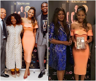 Photos from Kanu Nwankwo's wife, Amara's book launch in London (Photos)